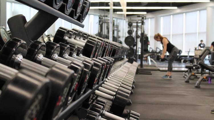 Gym - Unsplash
