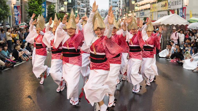 コロナウイルスにより中止、延期となった東京の祭り