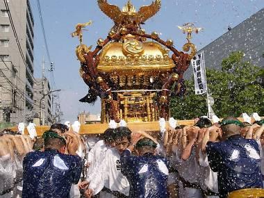 深川八幡祭