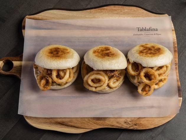 Calamares de Tablafina