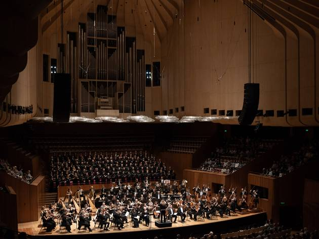 Sydney Symphony Orchestra perform Mahler's Das klagende Lied