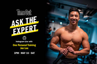 fitness ask the expert