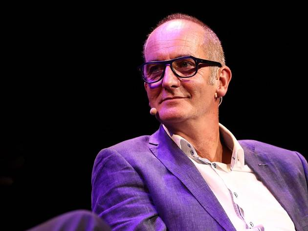 Grand Designs host Kevin McCloud in conversation