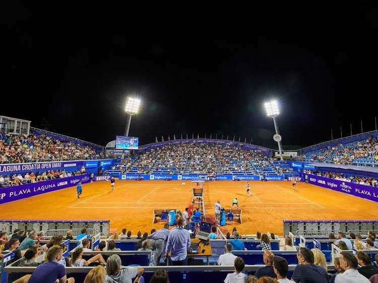 Watch the Croatia Open Umag
