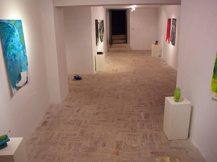Visit Gallery Marin, a modern art hotspot