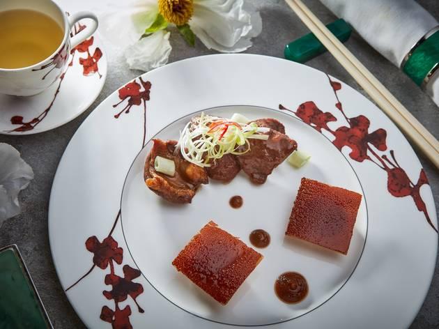 Ying Jee Club pork