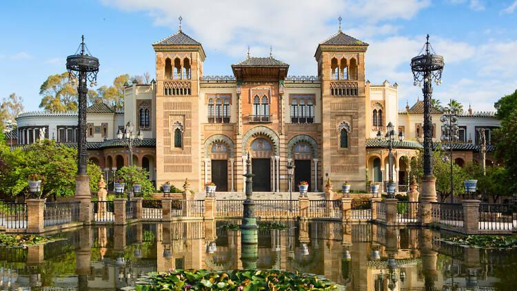 Una ruta per la Sevilla més bonica