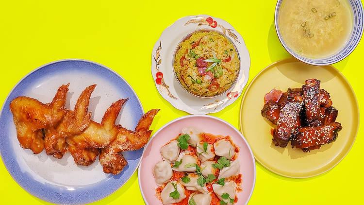 Junzi Kitchen Chinese takeout