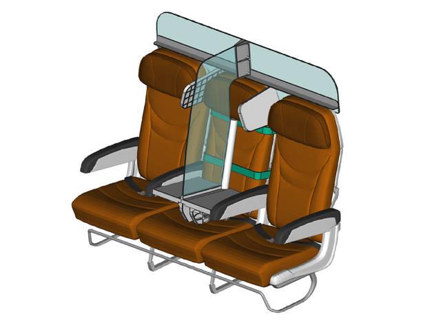 PlanBay plane seat