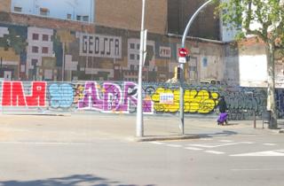 Mural GEDSSA