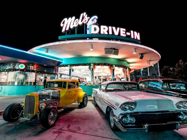 Drive-in restaurants are making a huge comeback
