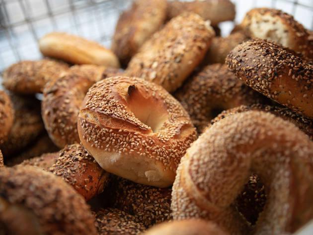 Orwashers bagels