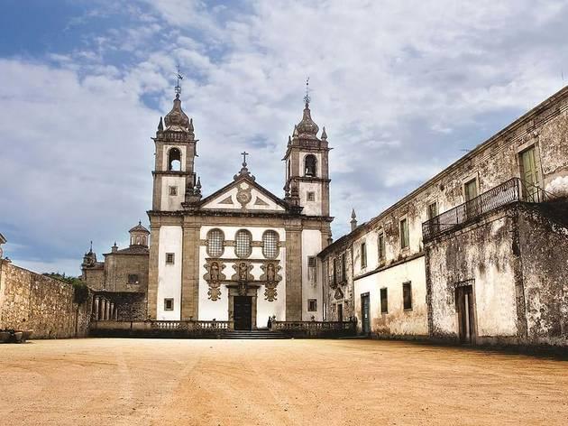 Mosteiro de Rendufe de Amares