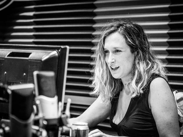Romina Pons, locutora de radio y famosa escritora