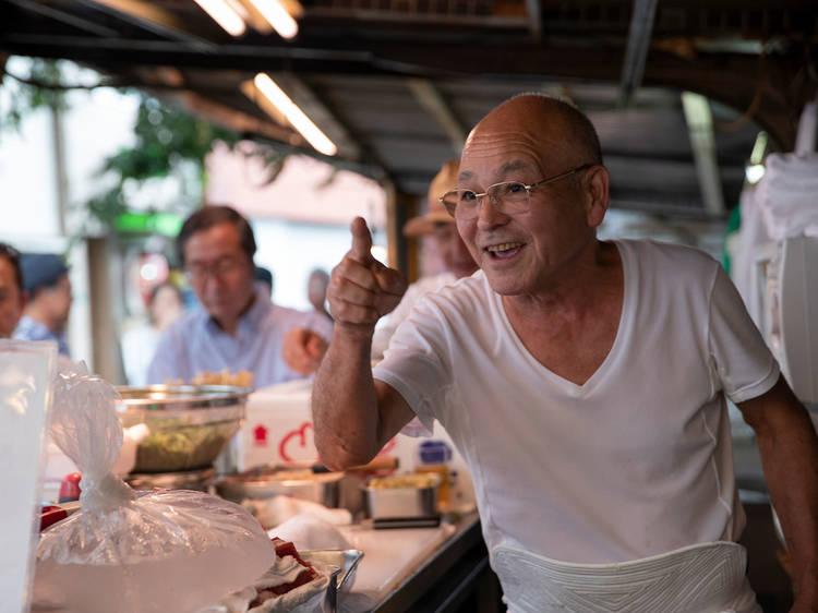 Street Food (Episode: Osaka)
