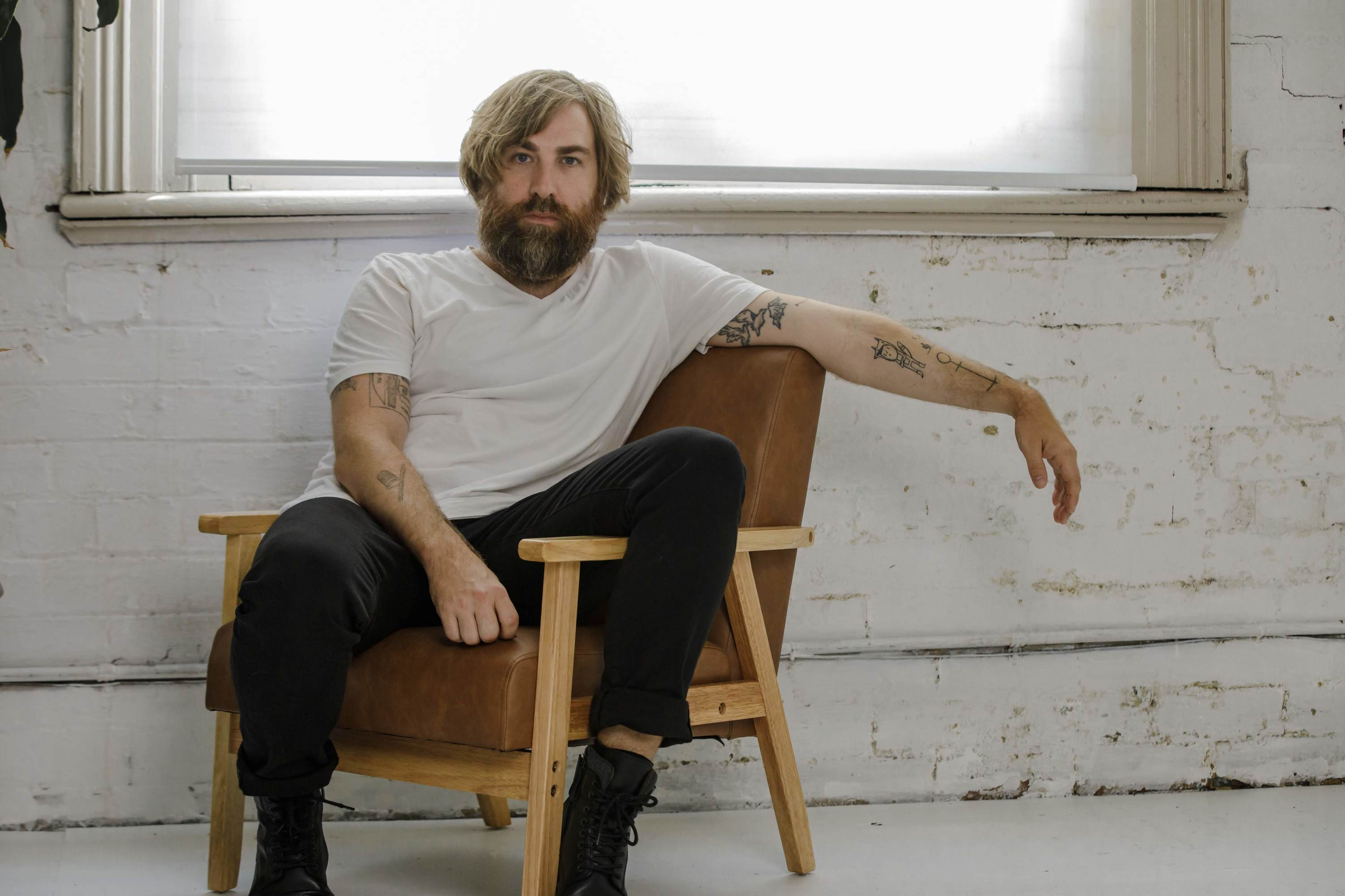 Time In Sessions with Josh Pyke