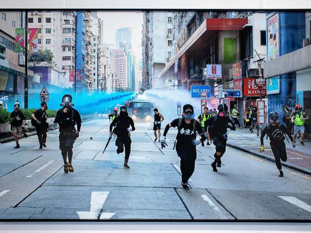 Hong Kong Human Rights Arts Prize 2020