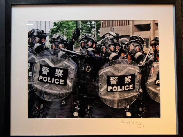 Hong Kong Human Rights Arts Prize 2020, PH Yang