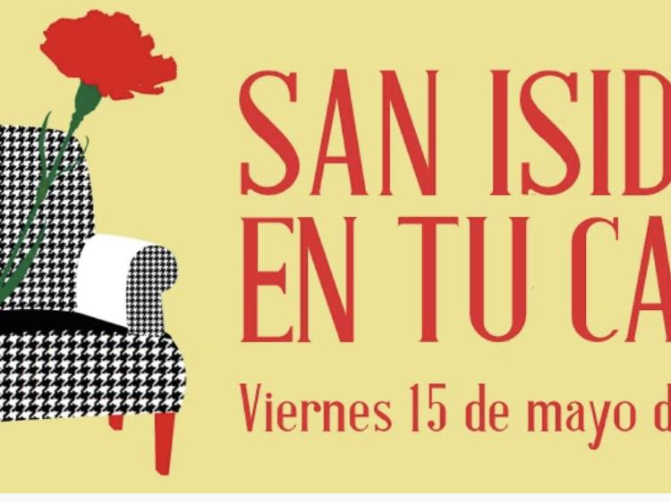 San Isidro en tu casa. Youtube
