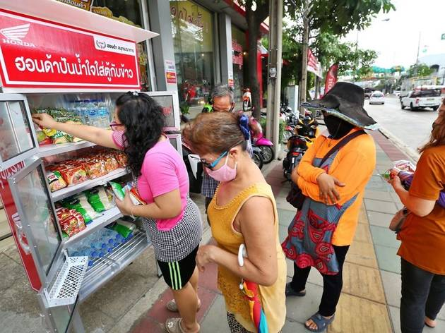 How Bangkokians are helping each other during this COVID-19 crisis