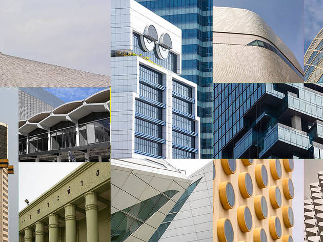 Most iconic buildings in Bangkok