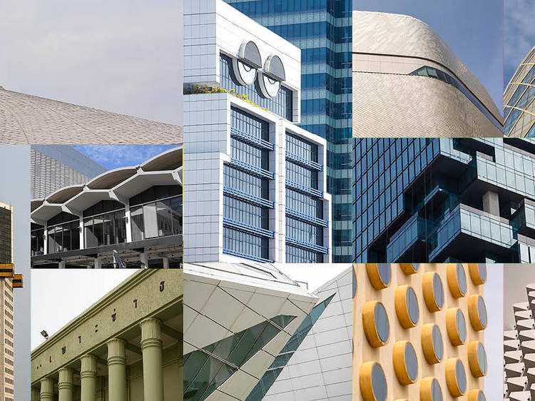 The most iconic buildings in Bangkok