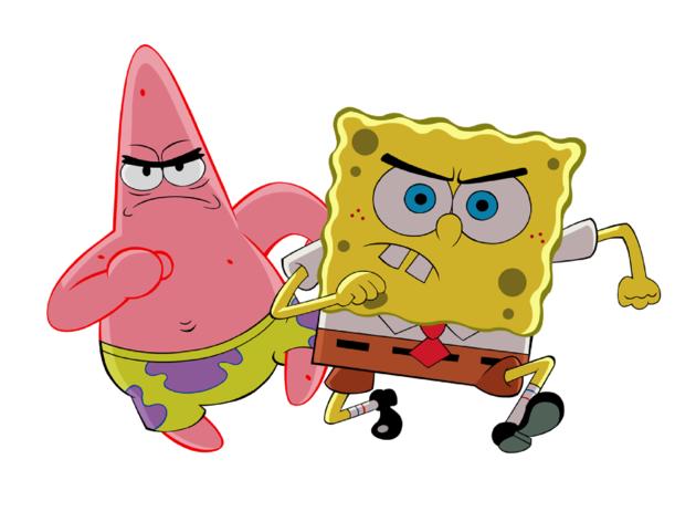 Televisão, Animação, Spongebob, Patrick