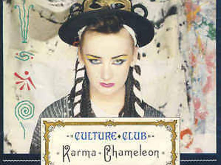 'Karma chameleon', Culture Club