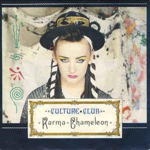 'Karma Chameleon', CultureClub
