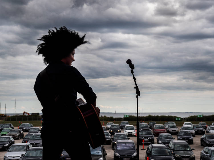 Estes concertos drive-in da Dinamarca podem ser o futuro da música ao vivo