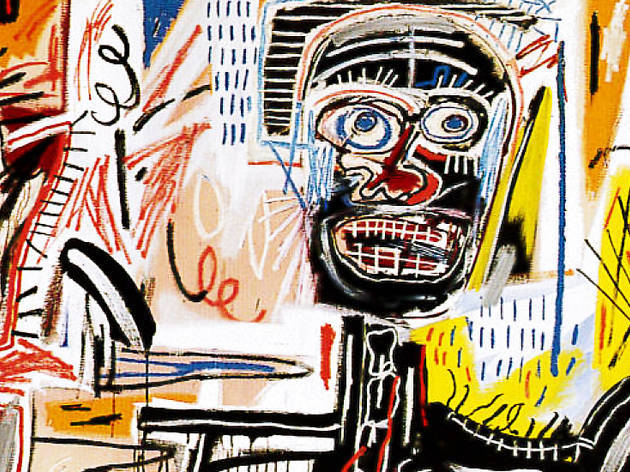 Replonger dans l'expo Basquiat à la Fondation Louis Vuitton
