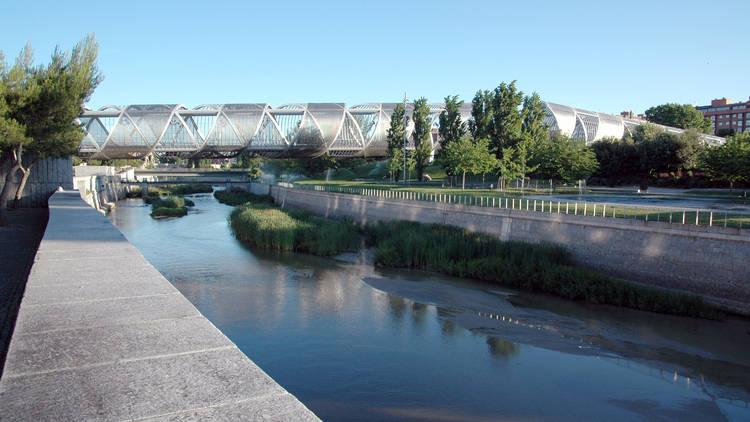 Madrid Río arquitectura de Madrid
