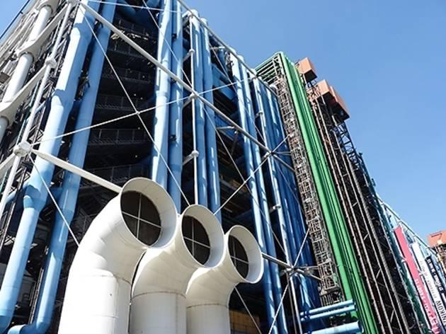 Le Centre Pompidou annonce son plan de réouverture pour cet été !