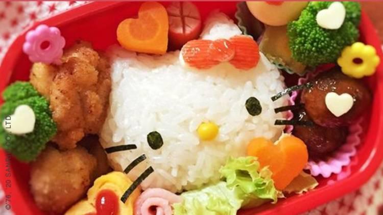 Recetas Hello Kitty
