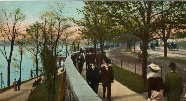 See what your favorite New York City park looked like 100 years ago