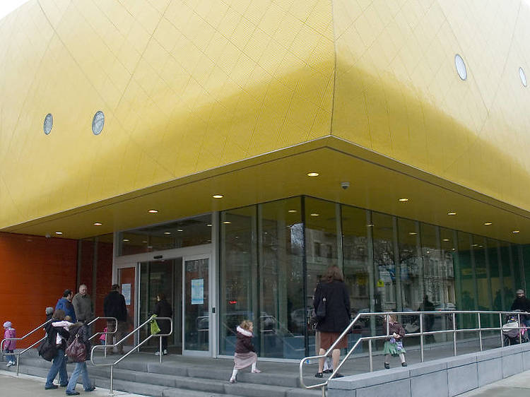 Drag Queen Story Hour at the Brooklyn Children's Museum