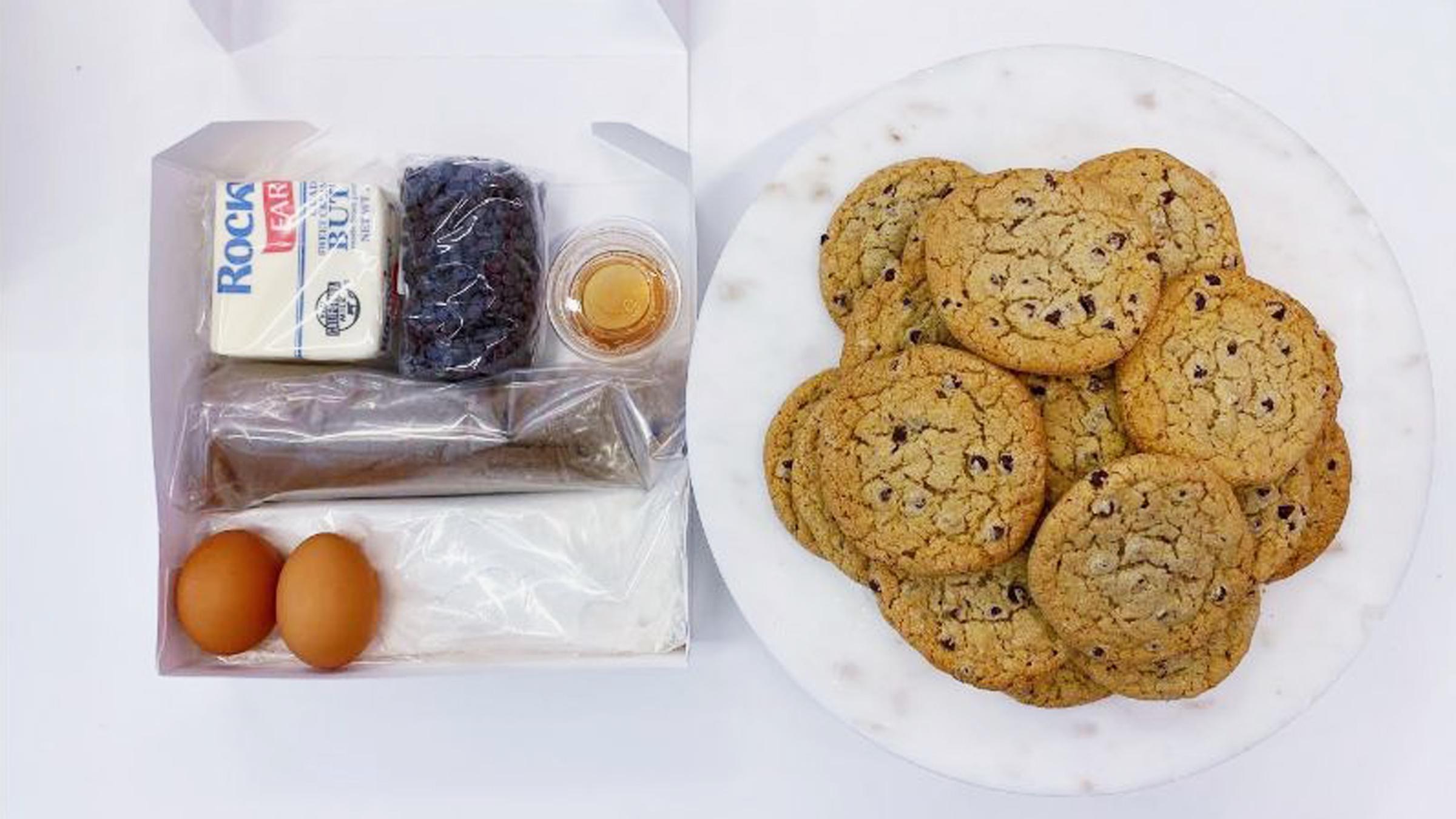 Coolhaus cookie baking kit