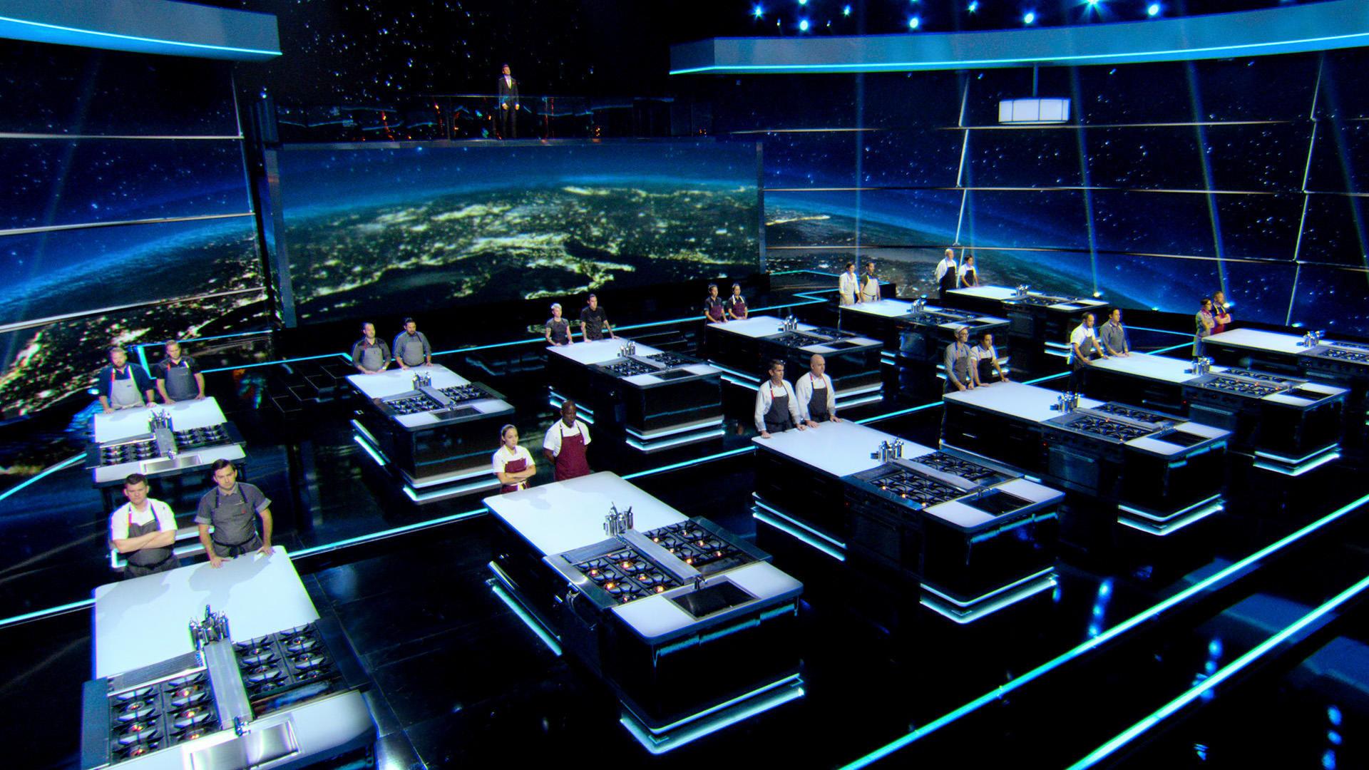 Todo el mundo a la mesa