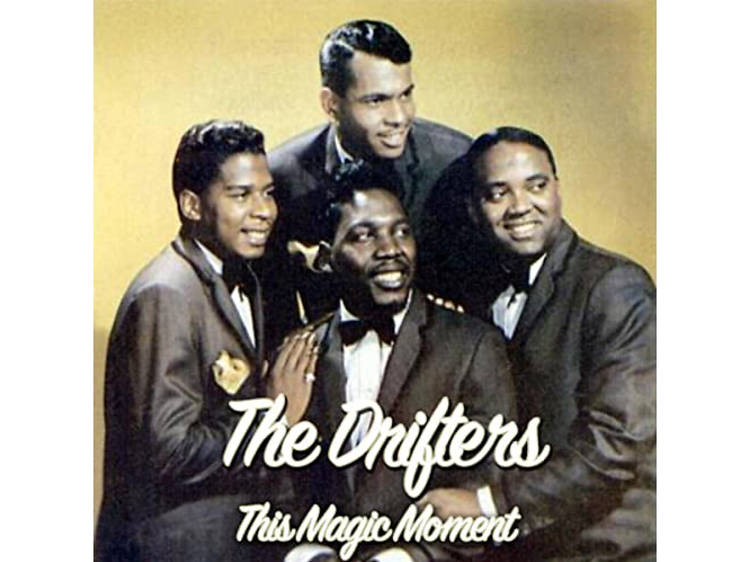 """""""This Magic Moment"""" by the Drifters"""