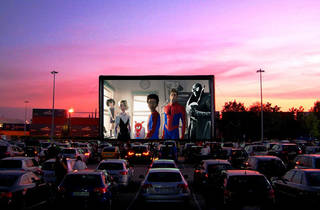 Drive-in Movie Club