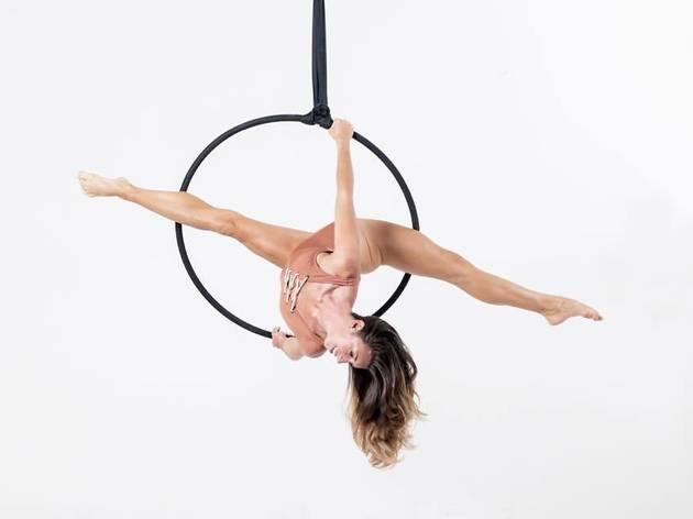Aeria Studio aerial gymnastics