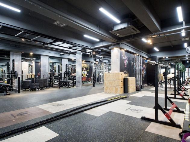Ursus lifting area