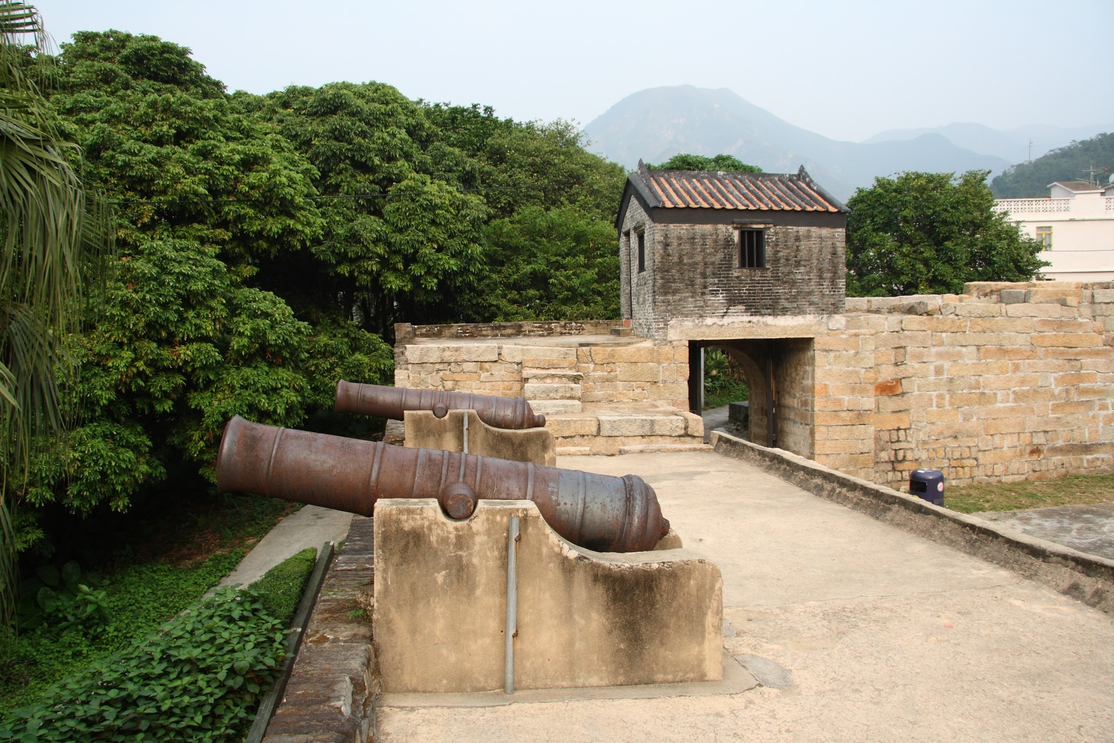 Tung Chung to Tai O