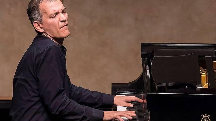 Música, Jazz, Pianista, Brad Mehldau