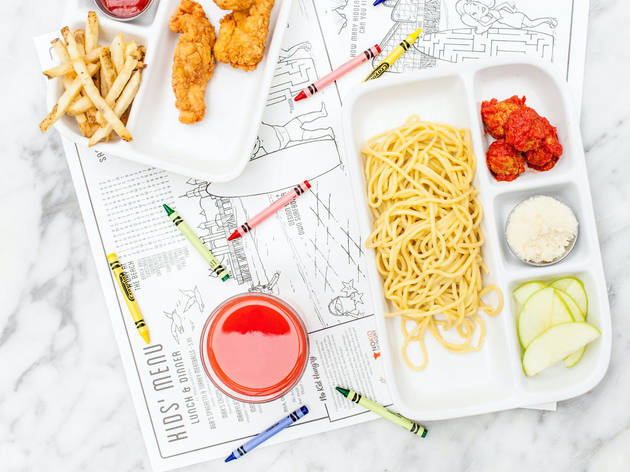 These Chicago restaurants offer tasty kids meals to go