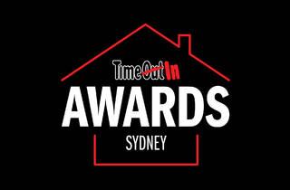 Time In Awards Sydney Logo