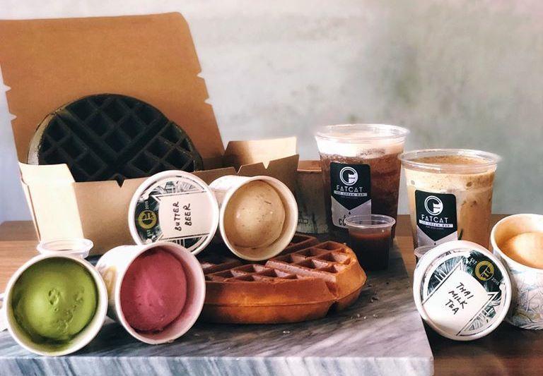 FATCAT Ice Cream Bar