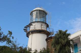 Hong Kong Maritime Museum——lighthouse