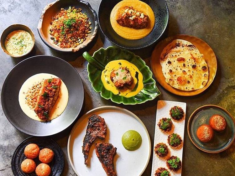 Indian restaurants and eateries in Singapore offering delivery