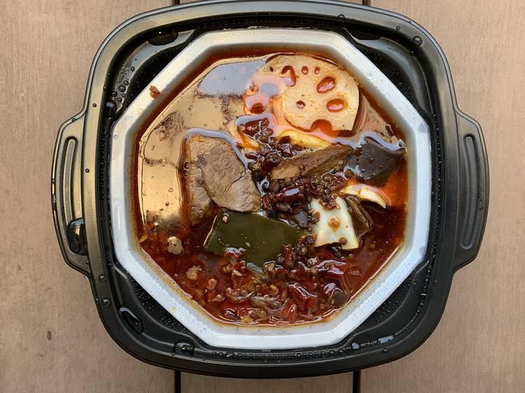 Hai Di Lao Instant Hot Pot